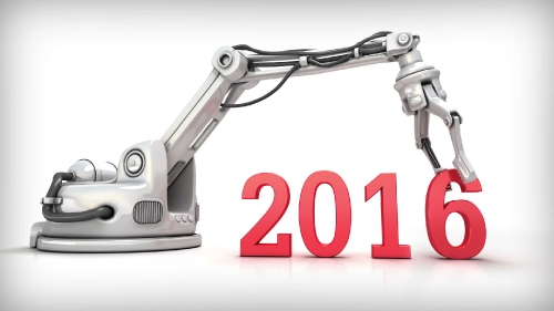 Robot and 2017
