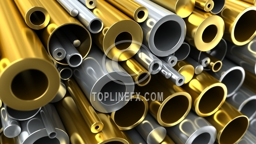 Brass Pipes and Steel Tubes