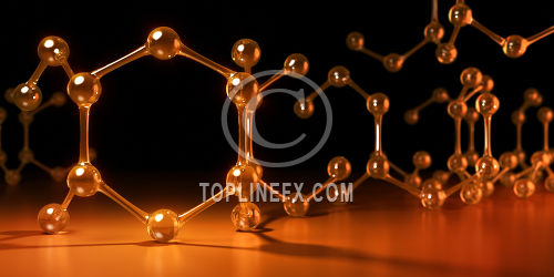 Synthetic Oil Molecules