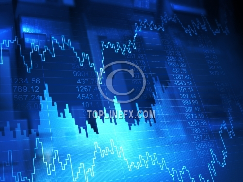 Trading Patterns Background
